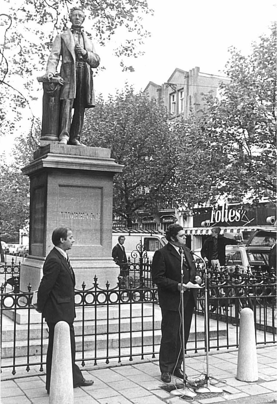 Herdenking Thorbecke 1972
